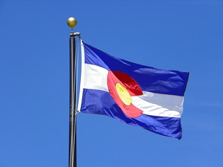 Colorado State Flag | by J. Stephen Conn