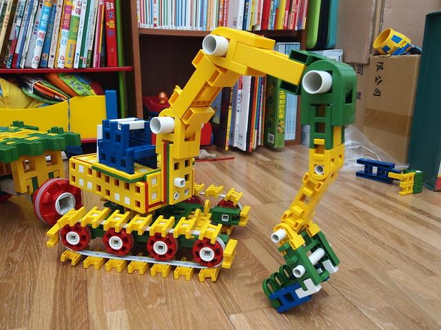 P9133073 Lasy 挖土機
