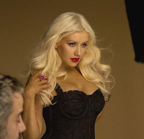 Accelerate - Christina Aguilera