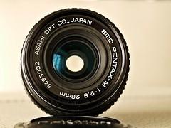 Pentax-M SMC 28mm f2,8
