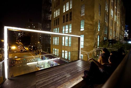 26th Street Viewing Spur, High Line Park | by Dan Nguyen @ New York City