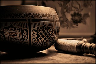 Nepalese Singing Bowl | by UnShuttered Soul~ Good to be busy!