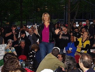 Naomi Klein Occupy Wall Street 2011 Shankbone 2 | by david_shankbone