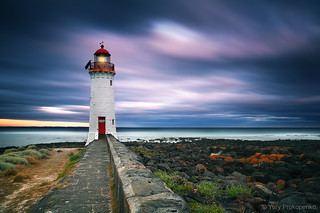 Griffiths Island Lighthouse | by -yury-