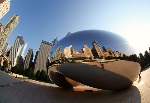 Chicago Bean | by Stephen Mildenhall
