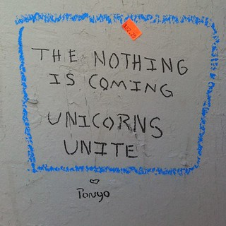 The nothing is coming - unicorns unite! | by Angeliska