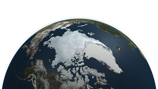 Arctic Sea Ice Minimum | by NASA Goddard Photo and Video