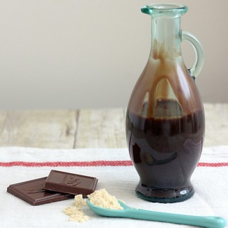Malted Milk Chocolate Sauce | by Tracey's Culinary Adventures