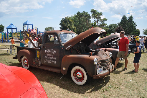 Canal Days 2011 - Car Show | by Sparechange63