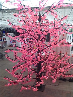 pink christmas tree £999 | by osde8info
