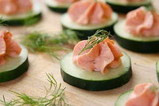 salmon mousse 6 | by crumblycookie