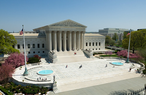 U.S. Supreme Court Building | by USCapitol