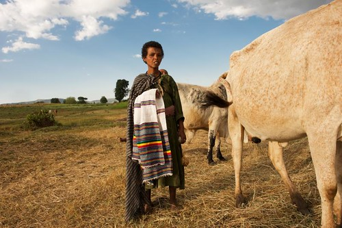Woman amhara. North Ethiopia | by courregesg
