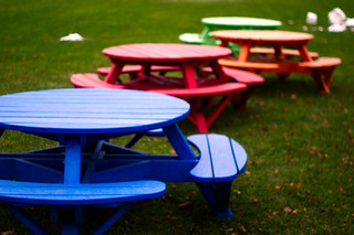 Picnic Tables | by appareil
