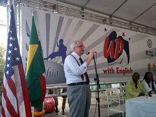 Lançamento do UP with English em Salvador / UP with English Launching in Salvador | by Embaixada dos EUA - Brasil