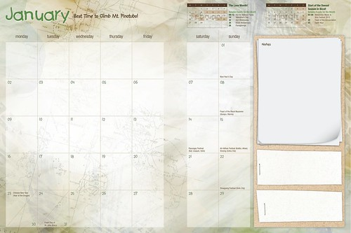 Awesome Calendar | by OURAWESOMEPLANET: PHILS #1 FOOD AND TRAVEL BLOG