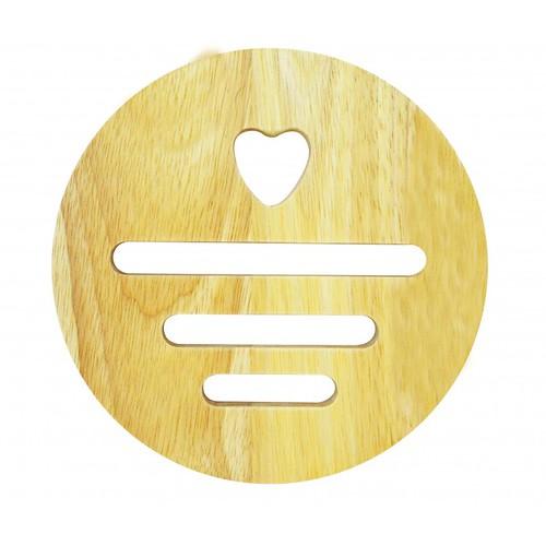 Đồ lót nồi bằng gỗ mẫu số 2