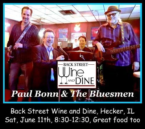 The Bluesmen 6-11-16