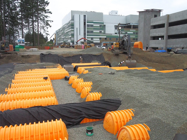 NIHP stormwater management
