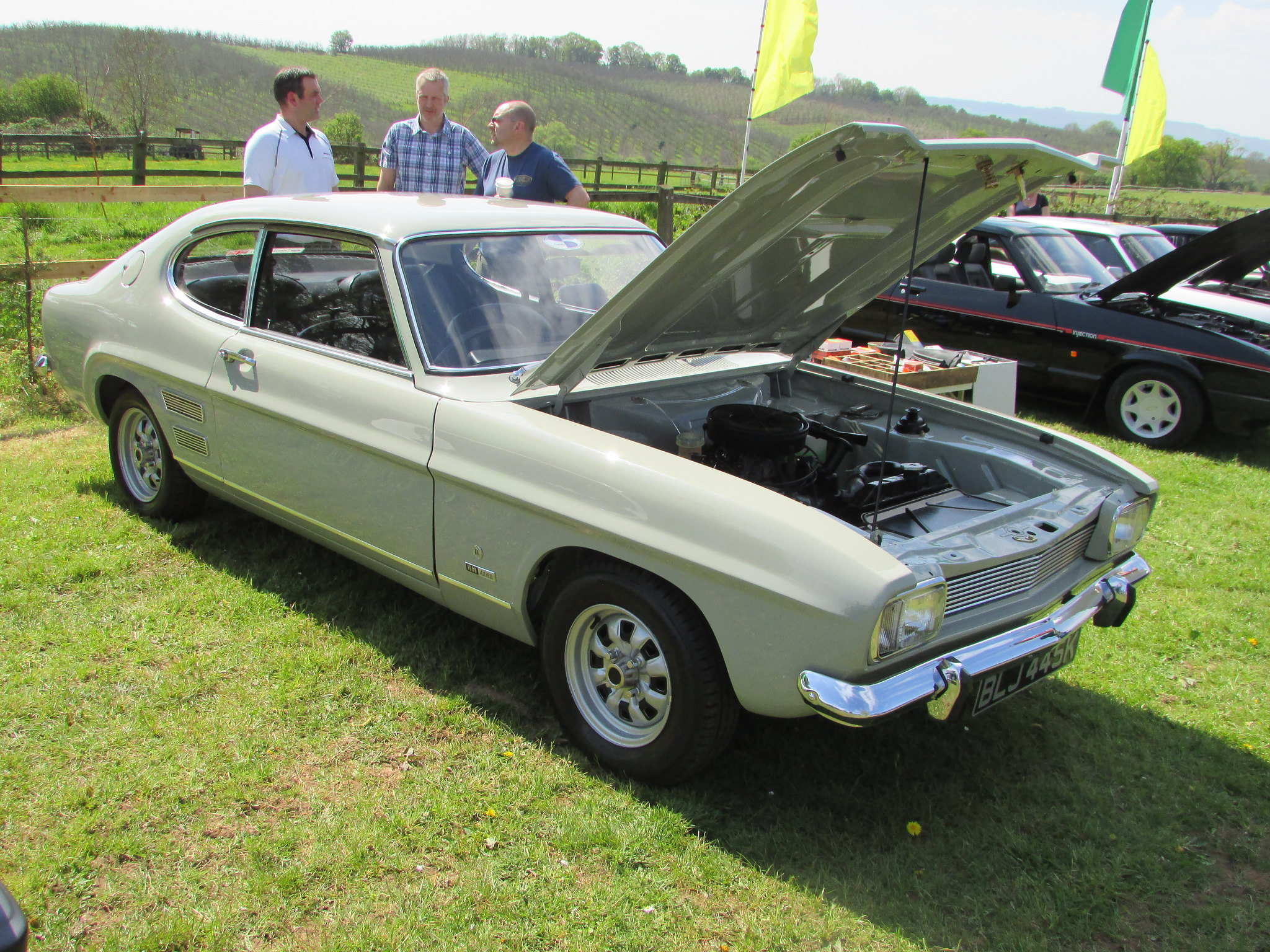 nice mk1 for sale the ford capri laser page. Black Bedroom Furniture Sets. Home Design Ideas
