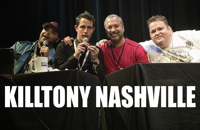 KILL TONY #157 (NASHVILLE)