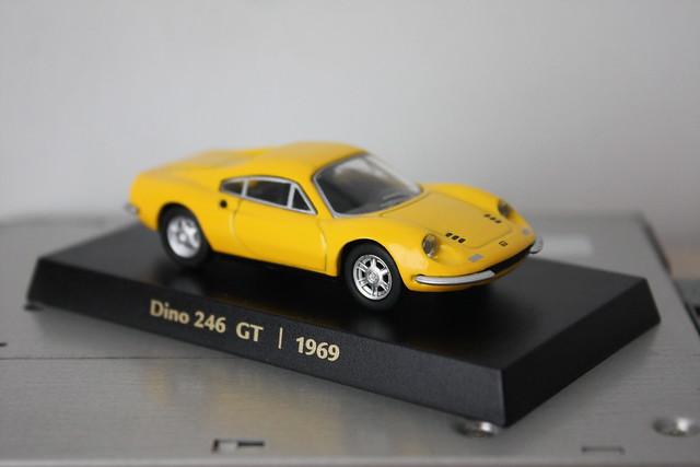 [Grani&Partners x 7-11.TW] Ferrari Dino 246 GT(1969)