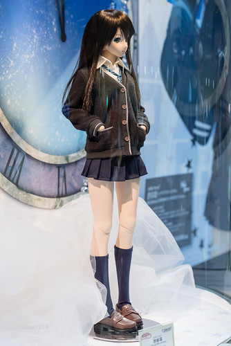[DD] Rin Shibuya:School uniform (4)