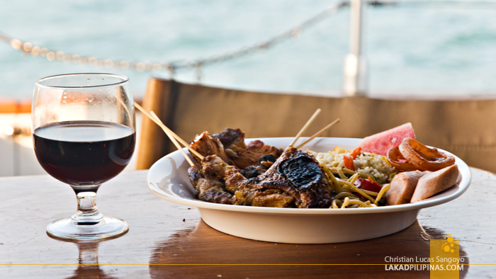 Langkawi Sunset Cruise Buffet