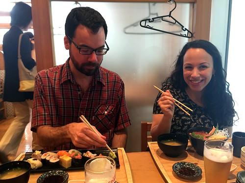 Tsukiji Sushi-gen Honten 2016