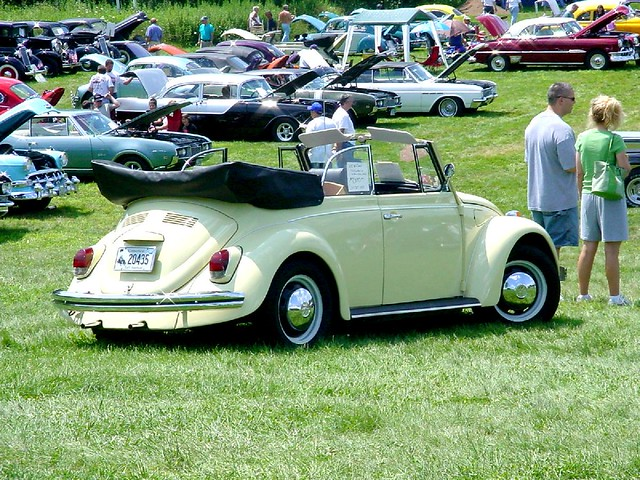 1968 vw convertible