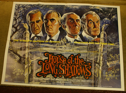 House of Long Shadows - Poster 6