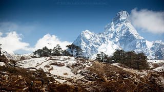 To Ama Dablam | by Pichaya V. (Zolashine)