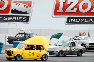 24 Hours of LeMons at Infinion | by Telstar Logistics