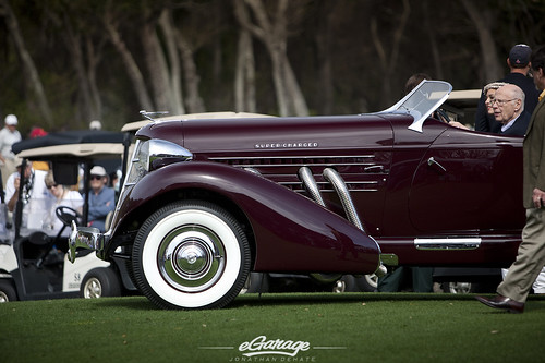 2012 Amelia Island Concours supercharged | by eGarage.com
