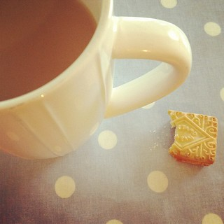 Custard cream | by [Lindy]