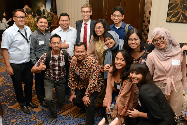 UQ Alumni Reception - Jakarta
