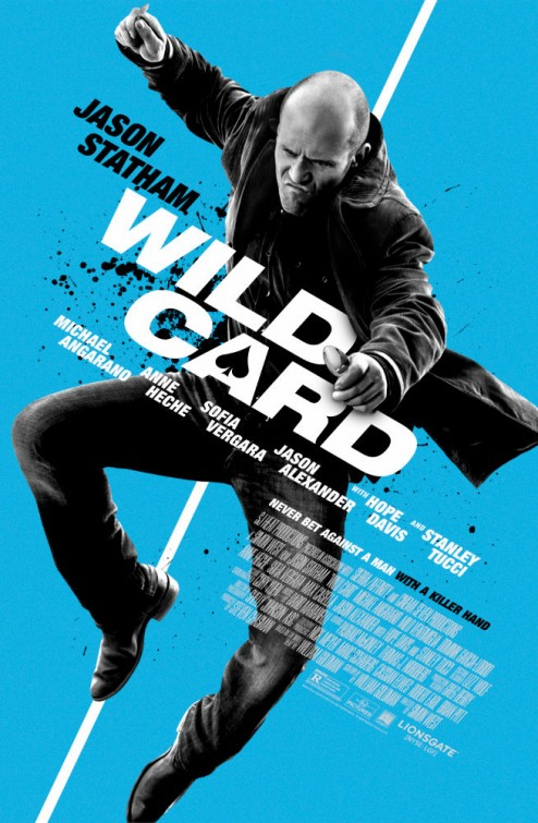 Wild Card - Poster 4