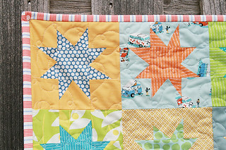 Twilight Lullaby Quilting Detail | by Fresh Lemons : Faith