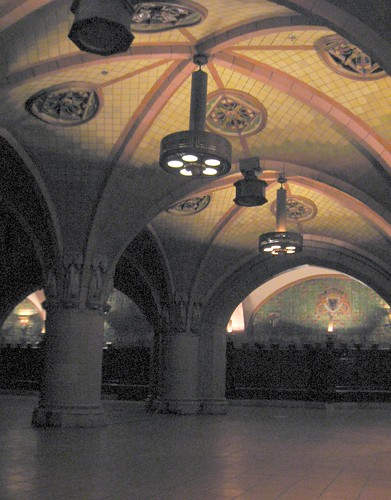 The Rathskeller, Seelbach Hotel | by elycefeliz