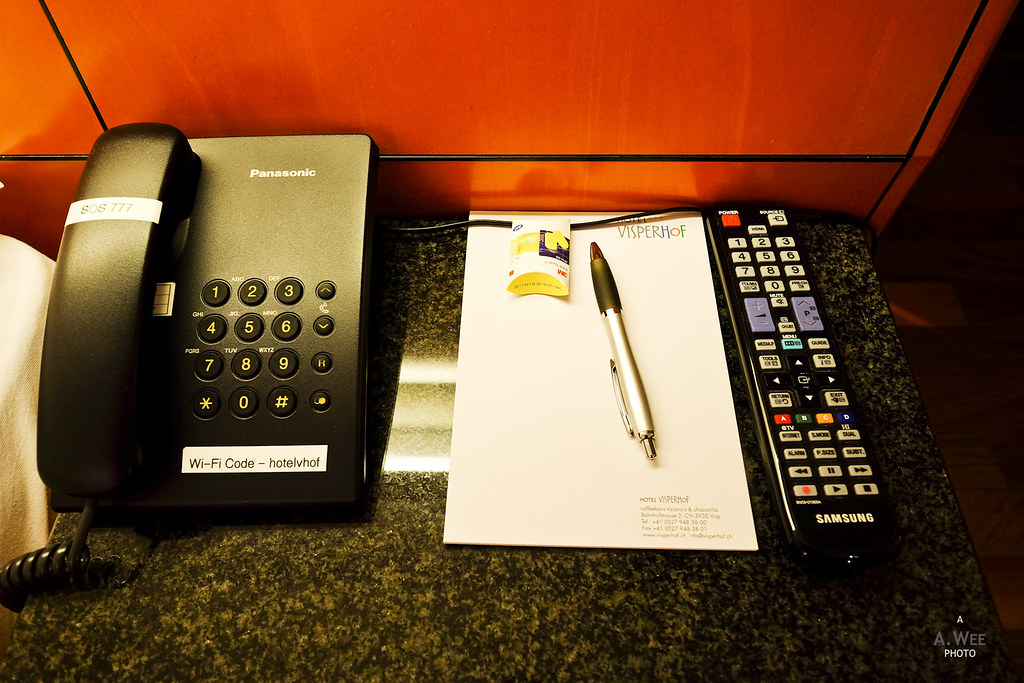 Stationery and phone