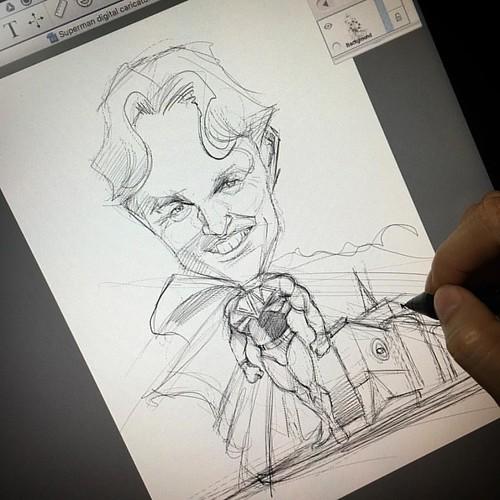 Pencil sketch......