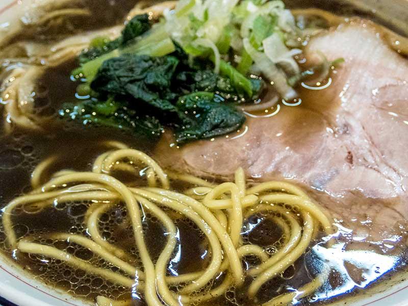 切田製麺 黒正油