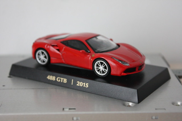 [Grani&Partners x 7-11.TW] Ferrari 488 GTB(2015)