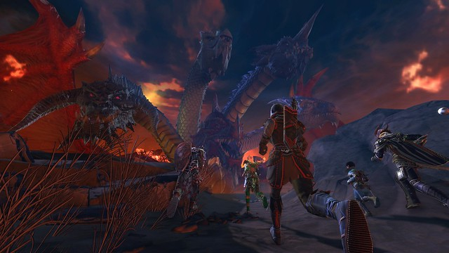 El Mmo Free To Play Neverwinter Llegara A Playstation 4 Este Verano