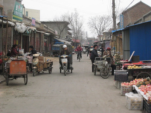 Heze China  city images : Heze, China 504 | Design for Health Street market | Design for Health ...