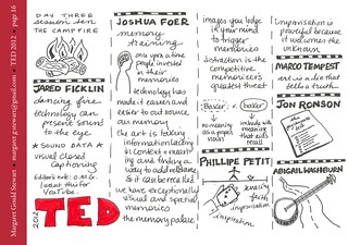 TED 2012 sketch notes - page 16 | by margaretgouldstewart