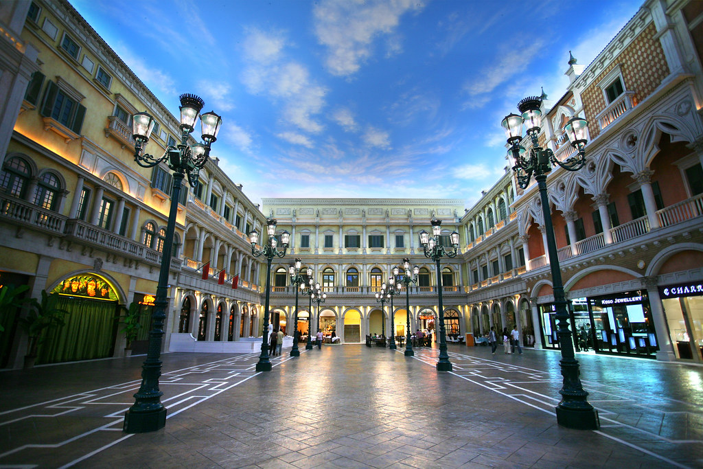 Shoppes at Venetian