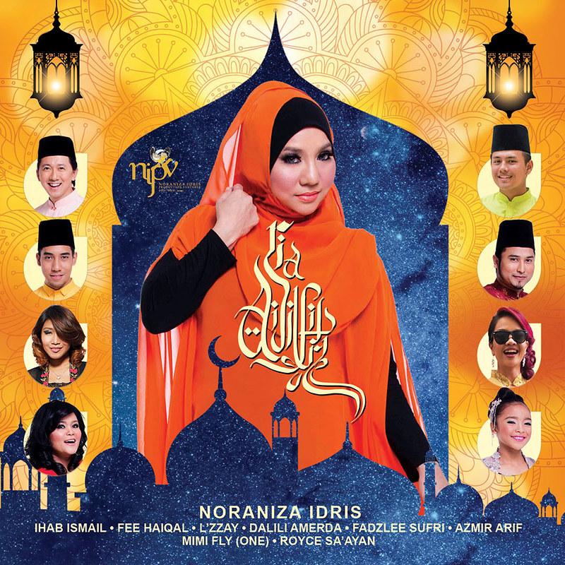 Album RIA AIDILFITRI Noraniza Idris
