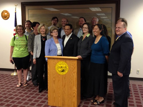 Minneapolis City Council Resolution to Overturn Citizens United | by Rep. Keith Ellison