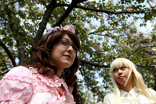 Cherry Blossom Cosplay at the Brooklyn Botanic Garden-16 | by wnyc